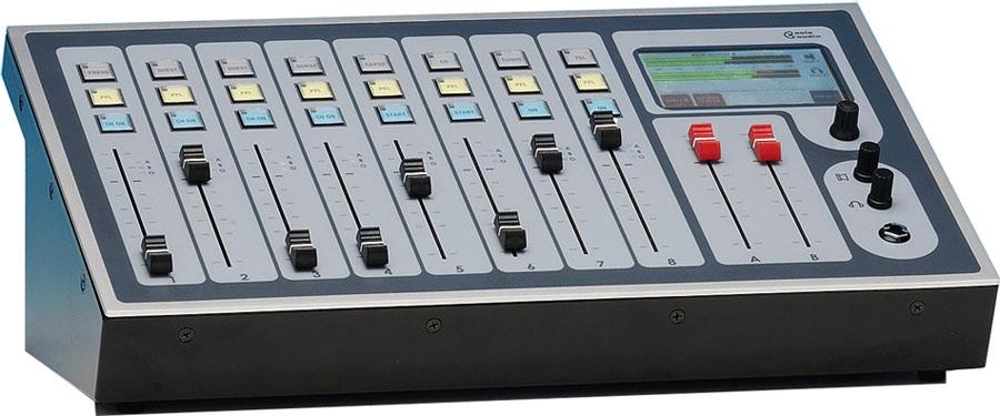 mesa de mezclas D3 de Eela Audio