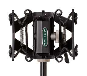 Soporte Sling-Shock de Royer Labs